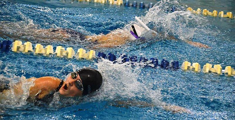 В Рыбинске проходит турнир по плаванию им. Ушакова