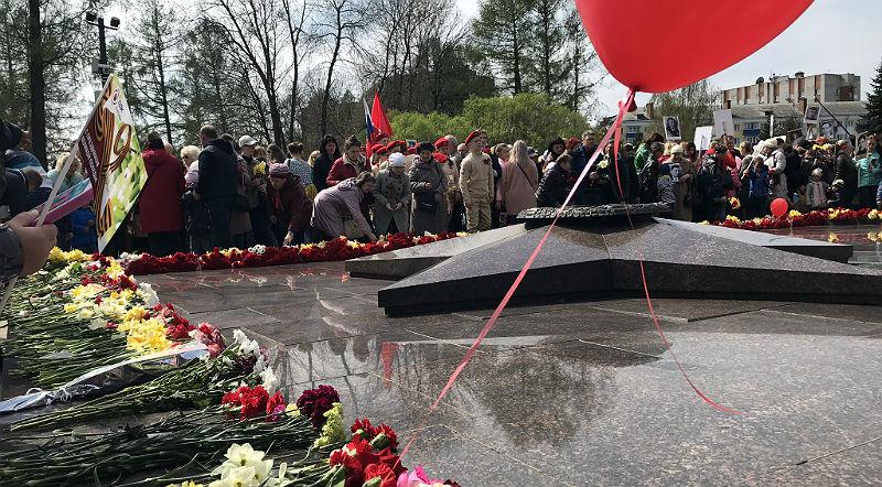 День Победы. Программа праздника в Рыбинске
