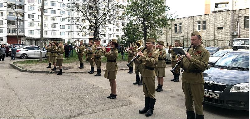Концерты для ветеранов