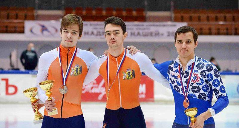 Рыбинский шорт-трекист — чемпион России