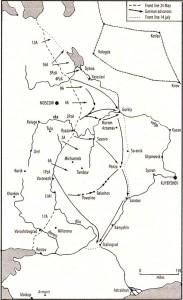 карта центр
