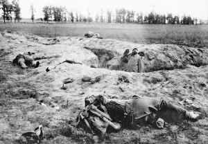убитые немцы