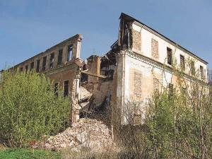 05_Главное здание дворянской усадьбы в наши дни