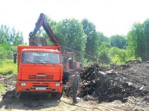 03_Ликвидация свалки в Запахомовском районе