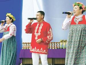 10_Ансамбль русской песни «Кристалл» из города невест Иваново