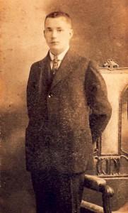 01_Алексей Заварин в Питере_1912 год
