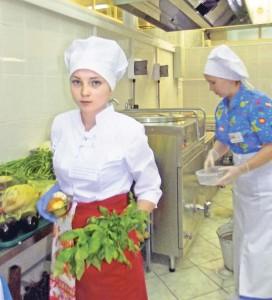 Анжелика Анферова - победитель в номинации «Основное горячее блюдо»