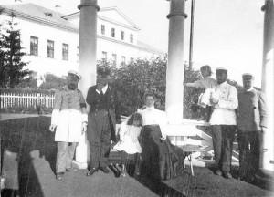 01_Усадьба Петровское в начале ХХ века_