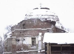 10_Развалины храма иконы Божией Матери «Всех скорбящих Радость»