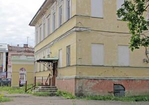Основное здание усадьбы