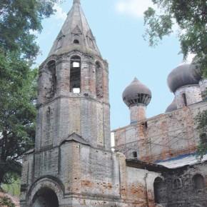 Храм, где был крещен адмирал Ушаков, восстанавливают
