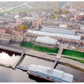 Формируем новый образ Рыбинска