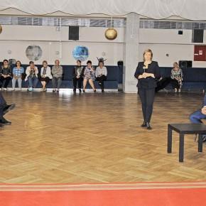Рыбинск посетила Валентина Терешкова
