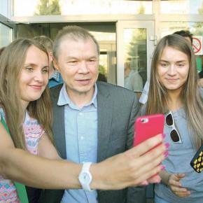 Александр Баширов: «Гоголь с Салтыковым-Щедриным нам аплодируют»