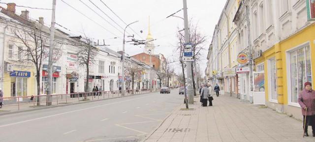 Николай Лосев: «В Рыбинске должна быть пешеходная зона»