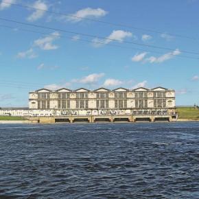 75 лет Рыбинской ГЭС.  Надежность, проверенная временем