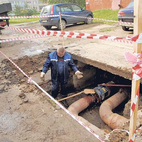 МУП «Теплоэнерго»: аварийность снизилась