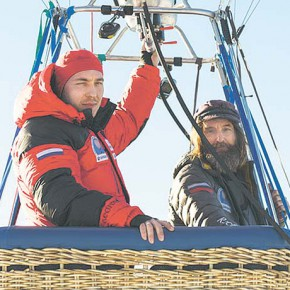 Путешественник Конюхов: из Рыбинска – на воздушном шаре!