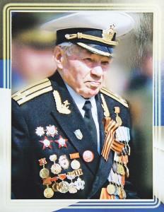 Михаил Петрович Шаповалов