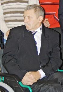 Участник Первой чеченской компании Виктор Долгодров
