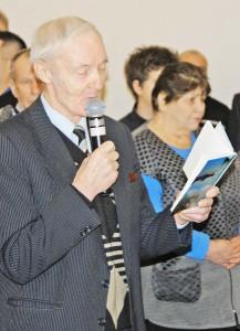 Алексей Ситский принимал участие в операции «Анадырь»