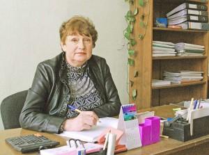Надежда Лохмачева