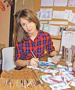 Татьяна Петрушова