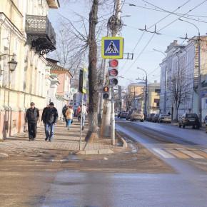 Город новых светофоров