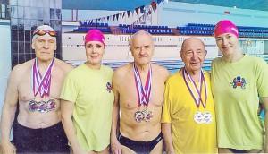 Геннадий Силин, Татьяна Ронзина, Геннадий Страдаев, Геннадий Уткин, Ольга Залукаева