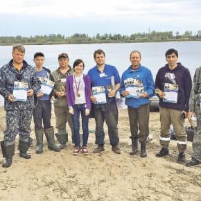 Ответственные рыболовы – здоровая Волга