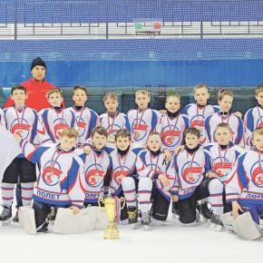 Хоккеисты из «Полета» – лучшие на льду