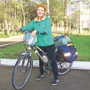 На велосипеде – за три моря