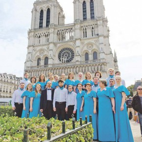 «Соколята» покорили Францию