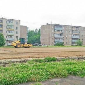 Стадион для Мариевки