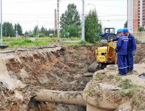 Фото предоставлены МУП «Водоканал»