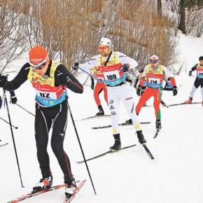 Количество участников Ростех Деминского лыжного марафона растет