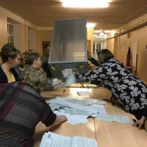 Выборы в Рыбинске прошли без нарушений