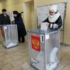 В Рыбинске на 18 часов проголосовали 94,5 тысяч избирателей