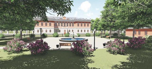 Карякинский парк: начинаем работать