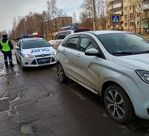 На улице Ворошилова сбили ребенка, возбуждено уголовное дело