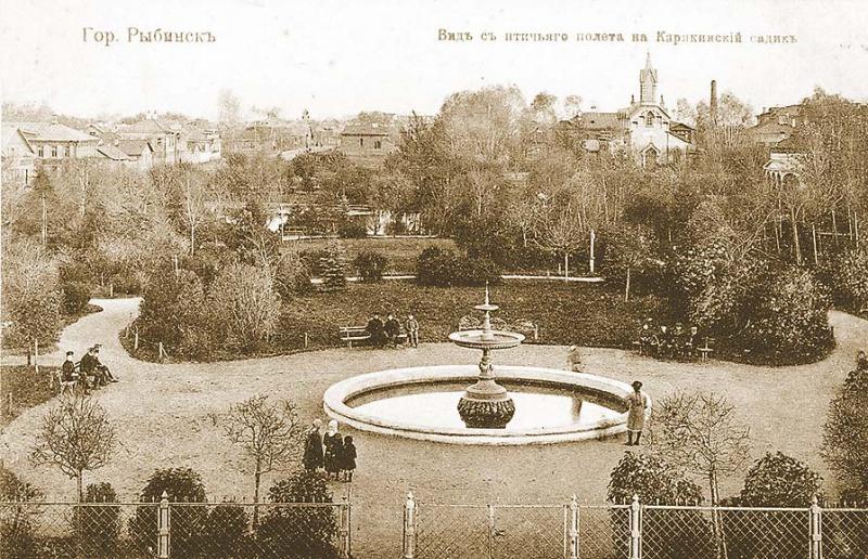 крякинский сад
