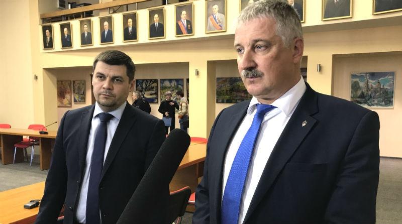 Денис Добряков и Дмитрий Рудаков
