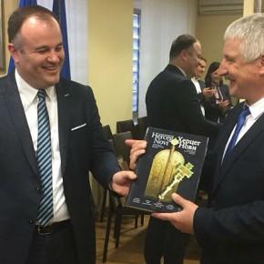 Рыбинск - Черногория: как имя Федора Ушакова объединяет народы