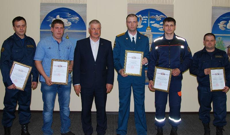 награда героям Рыбинска