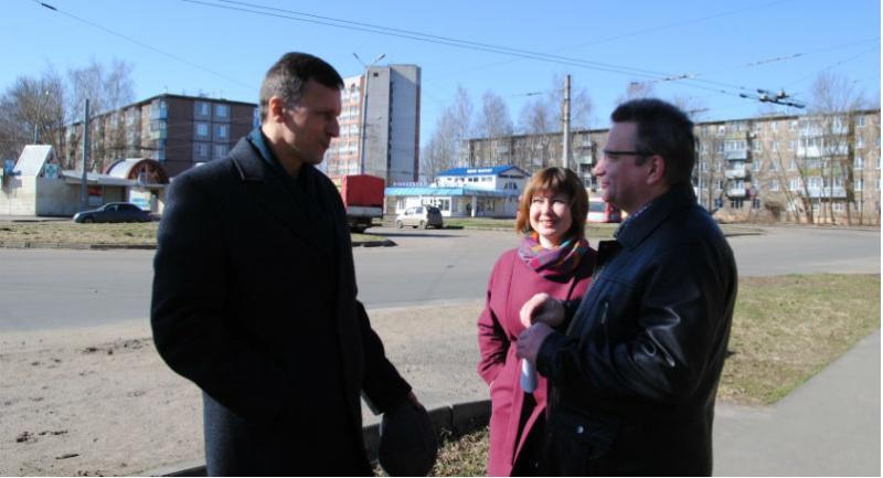новая дорога в Рыбинске