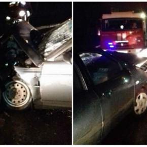 В Рыбинске столкнулись ВАЗ и Hyundai, есть пострадавшие
