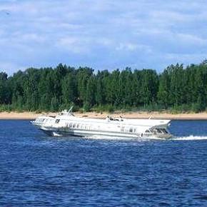 Навигация в Рыбинске открывается 5 июня