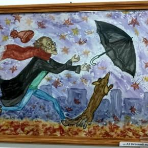 Ольга Лонгурашвили: гротеск и сатира