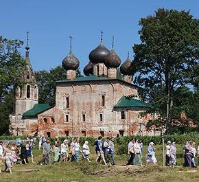 Статус памятника получила церковь в селе Хопылево