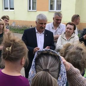 Денис Добряков: «Так строить жилье для людей нельзя»